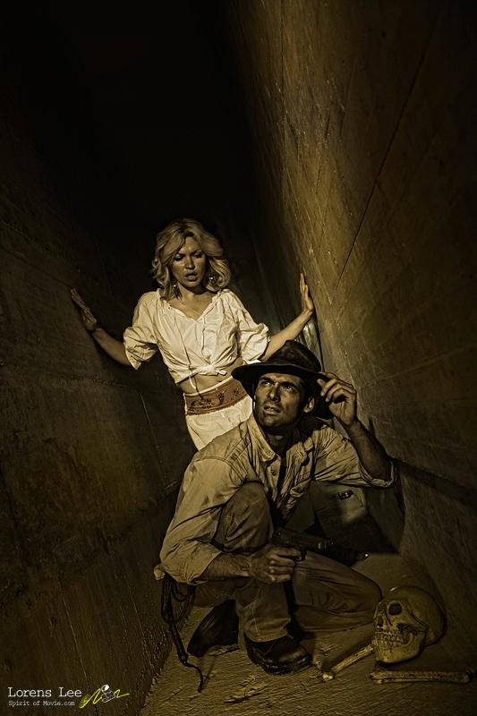 annuaire photographes suisse romande, lorens-lee-indiana-jones-2 - http://www.spiritofmovie.com - Lorens Lee de Genève