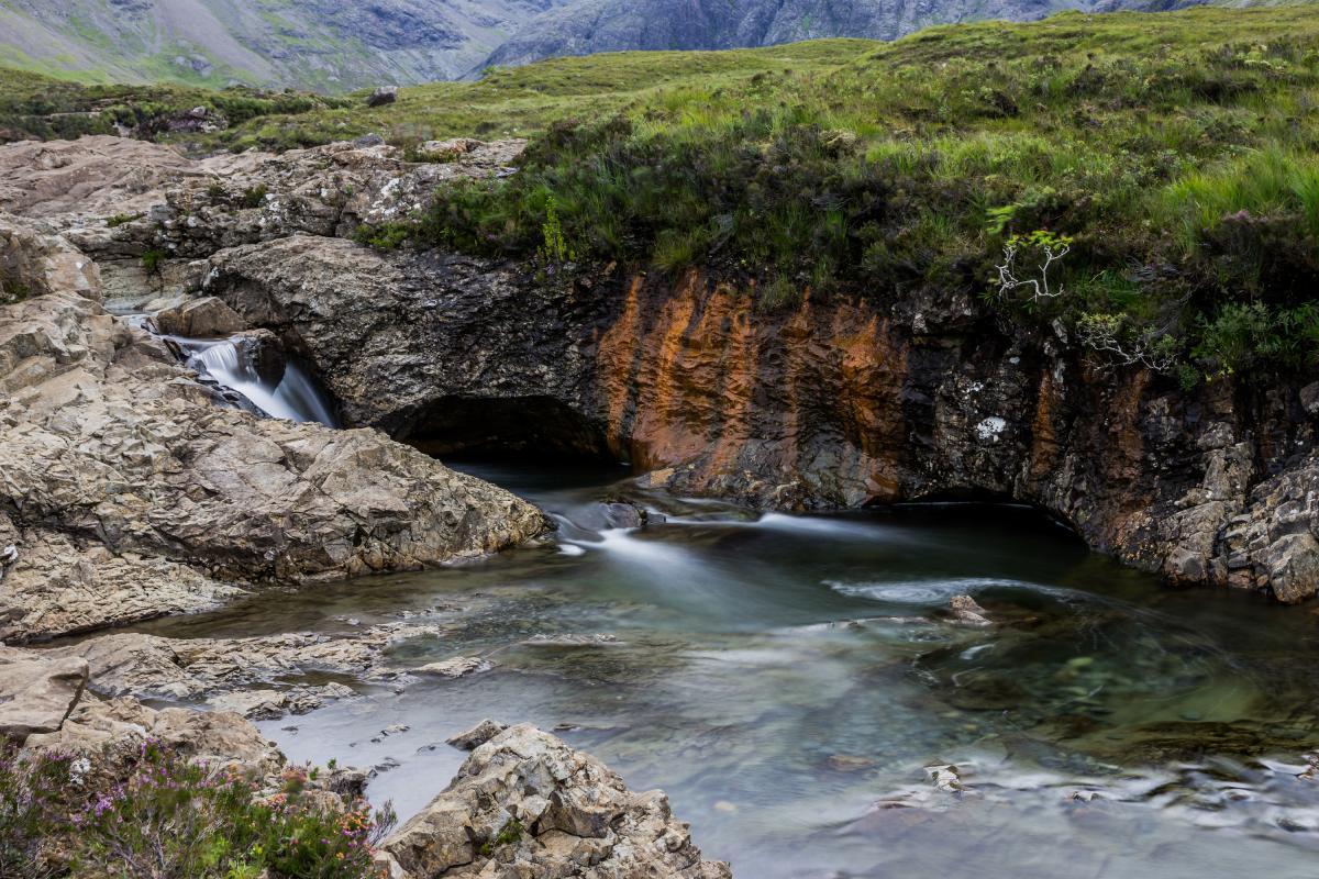 annuaire photographes suisse romande, Fairy Pools, Écosse - http://www.pierik.ch - Pierik de Neuchâtel