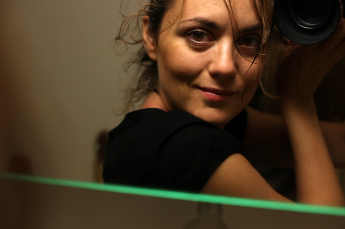 annuaire photographes suisse romande, Autoportrait - http://www.lhumen.ch - Audrey de Carouge