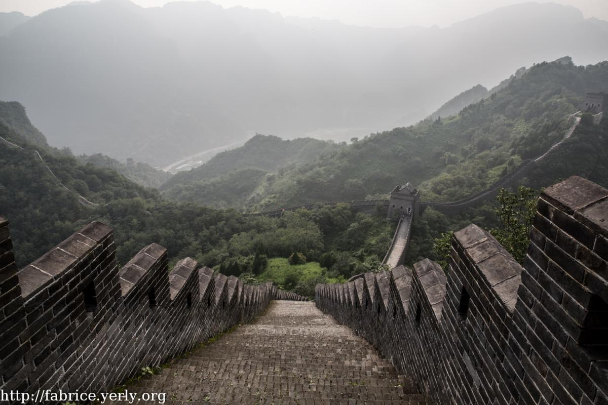 annuaire photographes suisse romande, Great Wall, China - http://fabrice.yerly.org - ByFabriceYerly de Montreux