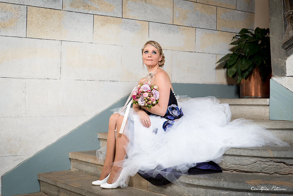 annuaire photographes suisse romande, La mariée - www.pose-emotions.fr - Pose Émotions de Seloncourt