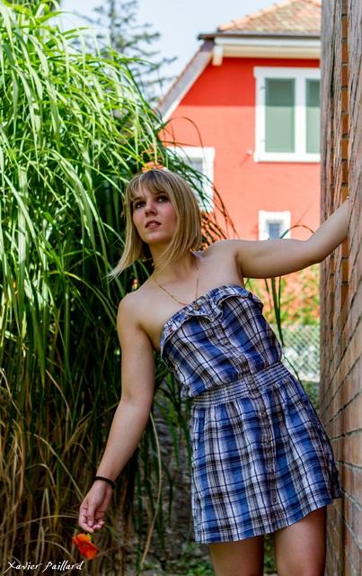 Elodie : Shooting improvisé, xavier-paillard.500px.com, annuaire photo modele