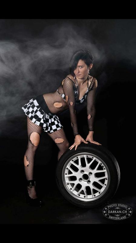 Leetchee :  Race girl, Darkan.ch, annuaire photo modele