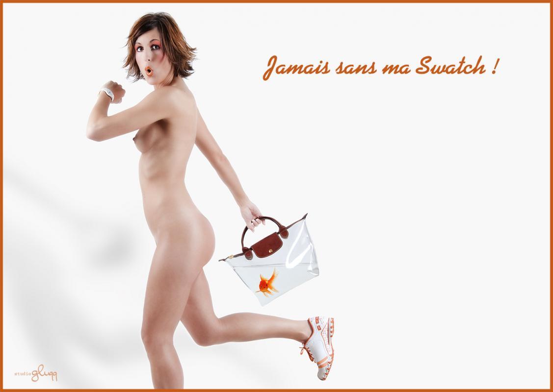annuaire photographes suisse romande, Jamais sana ma Swatch ! - http://www.gluqq.ch - Patrice Fileppi de Genève