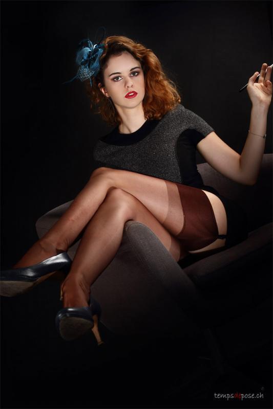 annuaire photographes suisse romande, Portrait Glamour - http://www.tempsdepose.ch - William Andrey de Genève