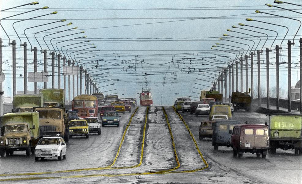 annuaire photographes suisse romande, pont sovietique - http://www.jjkphoto.ch - jjk de Genève 1203