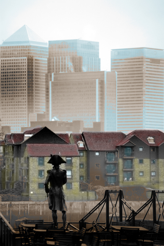 annuaire photographes suisse romande, Nelson et la nouvelle ville london - http://www.jjkphoto.ch - jjk de Genève 1203