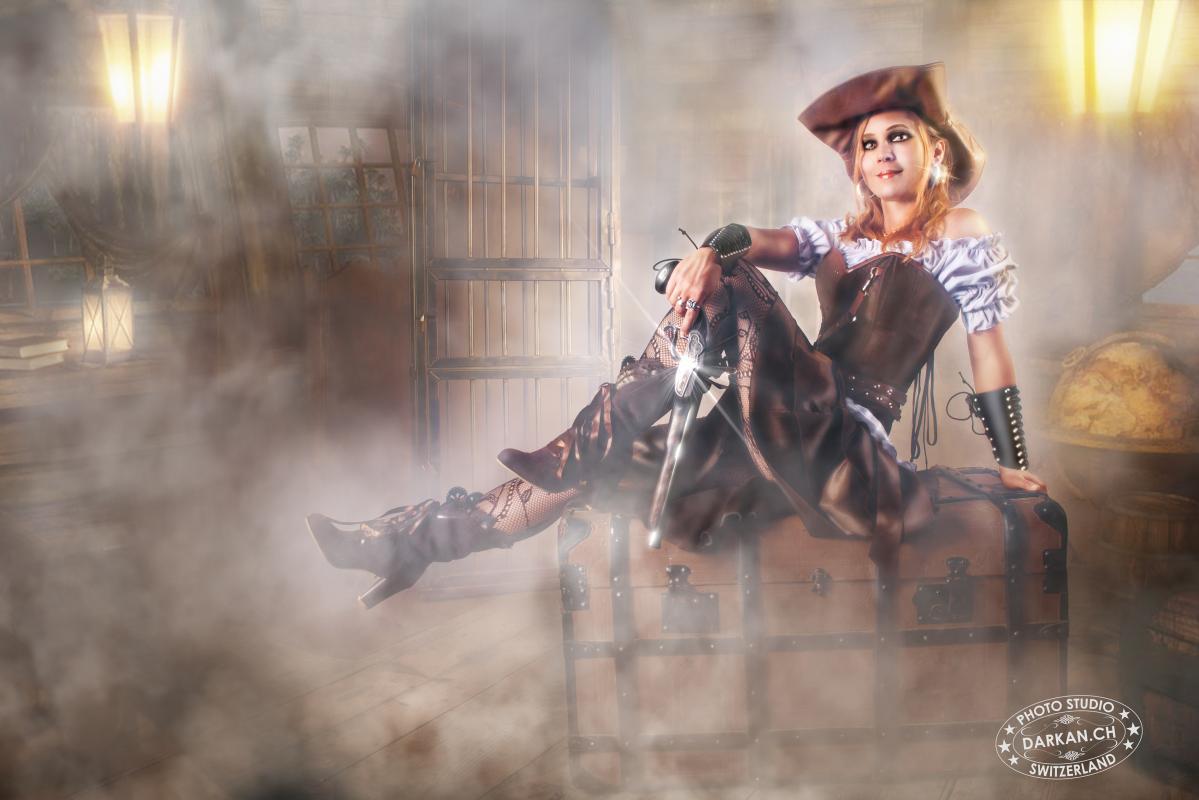 annuaire photographes suisse romande, DARKAN - Pirate - http://www.darkan.ch - DARKAN de Neuchâtel