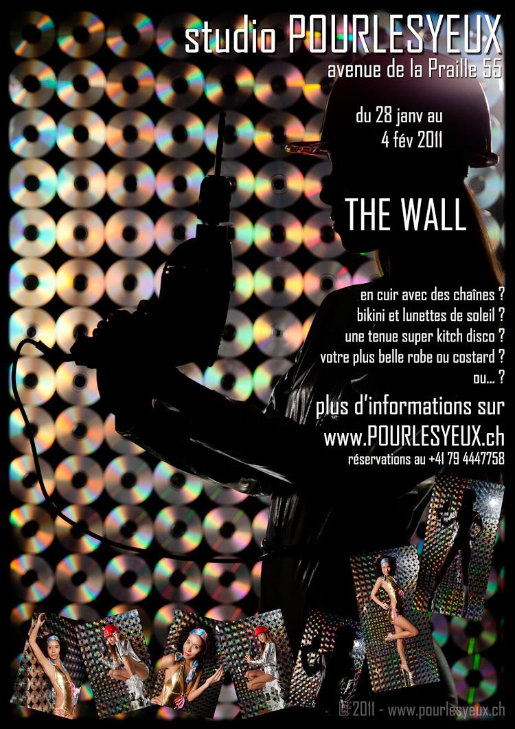 Un fond disco CD pour s'amuser par Pourlesyeux de www.pourlesyeux.ch