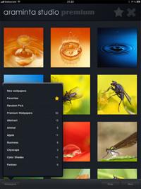 Araminta Wallpaper iPhone & iPad App par Studio Araminta de http://www.araminta.net