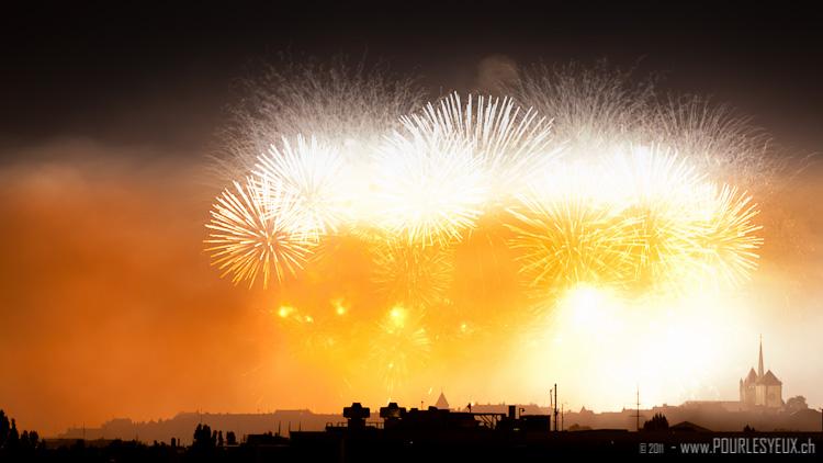 Feux d'artifice des fêtes de Genève par Pourlesyeux de www.pourlesyeux.ch