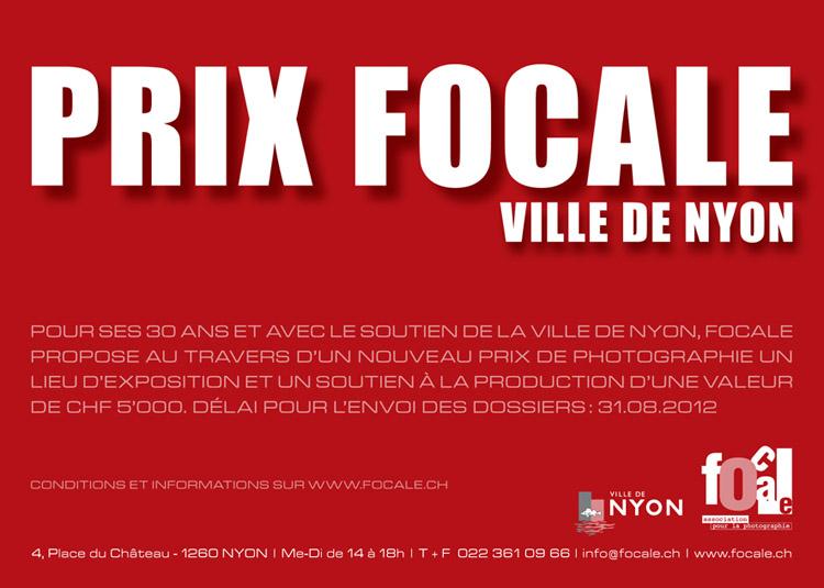 Prix Focale ville de Nyon par webmaster de www.portailphoto.ch
