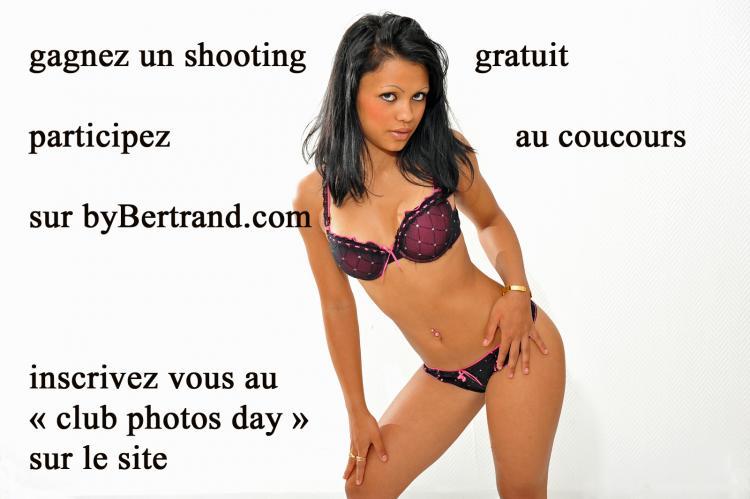gagner un après-midi de shooting gratuit par by Bertrand de http://www.bybertrand.com